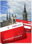 Ehrenamtskarte der Stadt Halle